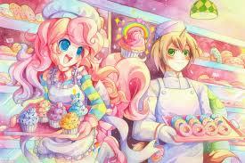Resultado de imagem para ilustraçoes de animes kawaii