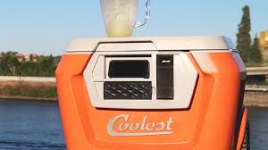 Cool Drink Fridge Coolest Cooler 21st Century Cooler Thats Actually Cooler By Ryan