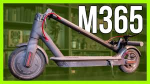 <b>Xiaomi M365 Electric Scooter</b> - An Honest Review - YouTube