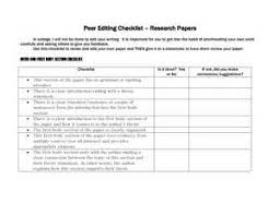 thesis statement for argumentative essay peer review sheet