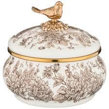 <b>Сахарница Agness Royal</b> Garden 950-093 в Москве – купить по ...