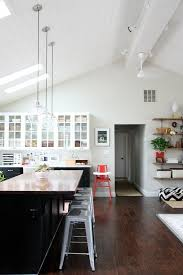 summer ready kitchen design pendant lighting for sloped ceilings agreeable vaulted agreeable vaulted ceilings