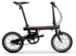 <b>Электровелосипед Xiaomi Mijia QiCYCLE</b>, черный - купить по ...