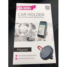 Отзывы о Автомобильный <b>держатель Olmio</b> Car Holder <b>Magnet</b>