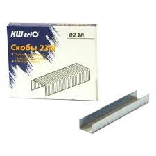 <b>Скобы для степлера KW-Trio</b> №23/8, 1000 шт/уп — купить в ...