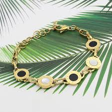 top 10 woman bracelet <b>stainless</b> steel <b>black</b> silver brands and get ...