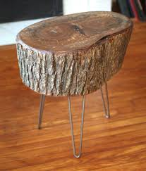 17 apart how to diy stump table awesome tree trunk table 1