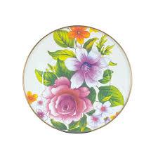 <b>Тарелка десертная</b> 20 см <b>Flower</b> Market 89217-95 MacKenzie-Childs