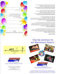 print invitations birthdays sportime usa printable party invites