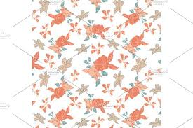 <b>trendy 2020 fabric</b> vintage colors | Pre-Designed Vector Graphics ...