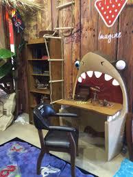 fun kids bedroom furniture desk pirate themed bedroom area boys bedroom furniture desk