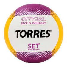 Отзывы о <b>Мяч волейбольный Torres</b> Set