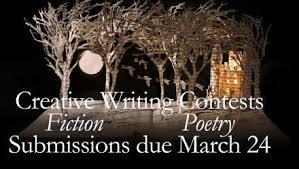 Creative Writing Contest topics