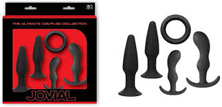 Jovial The <b>Ultimate Anal Kit</b>, Black: Amazon.co.uk: Health ...