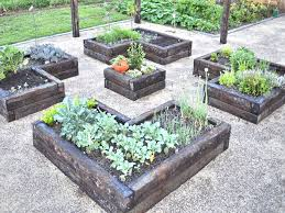 Small Picture Exellent Herb Garden Ideas Nz Easy Stone Waterfall With Small