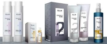 Ollin <b>Perfect Hair</b> Великолепие <b>волос</b>