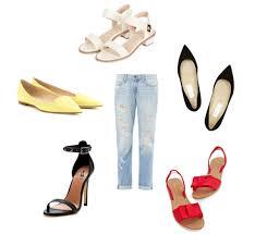 Resultado de imagen para combinar zapatos con jeans