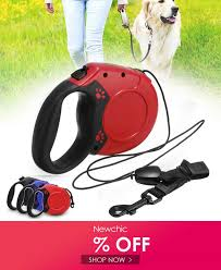 <b>Extendable Retractable 8M</b> Pet Dog Training Lead Leash Hold Max ...
