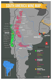 best ideas about south america map asia map south america wine regions map