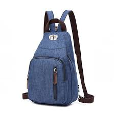 <b>ZUOLUNDUO</b> Women's Casual <b>Bag Fashion Backpack</b> - Deep Blue ...