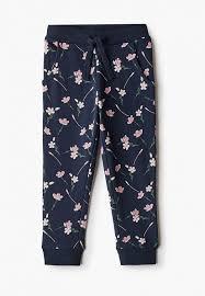 Синие спортивные <b>брюки</b> Name It для девочек 13174990 - цена ...