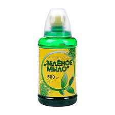 <b>Средство защиты растений</b> от насекомых Зеленое мыло, 0,5 л ...