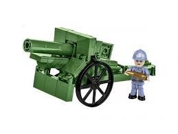 <b>Конструктор COBI</b>-2981 155 mm Field Howitzer 1917 - купить в ...