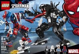 <b>LEGO Super Heroes</b> Spider Mech vs Venom <b>76115</b> | Toys R Us ...