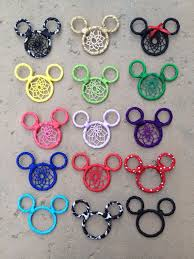 Mickey Mouse <b>Dream Catcher Keychain</b>-<b>Car</b>   Dream catcher ...