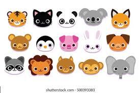 <b>Cartoon Animal</b> Head High Res Stock Images | Shutterstock