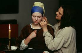 girl a pearl earring set design cinema the red list scarlett johanson and colin firth in girl a pearl earring directed by peter webber