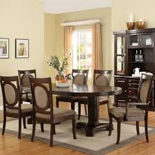 seven piece dining set: hokku designs regan  piece dining set
