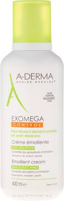 <b>A-Derma Exomega Control</b> Emollient Cream Anti-Scratching ...