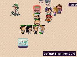 Squad Rivals: <b>Classic Arcade Game</b> with Pixel Art - N-iX