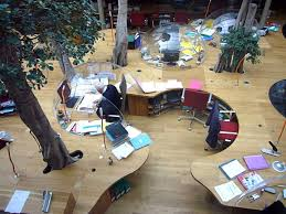 view in gallery bubble desk workspaces amazing office spaces