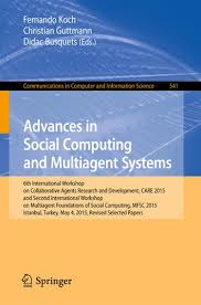 <b>Advances in Social Computing</b> and Multiagent Systems eBook by ...