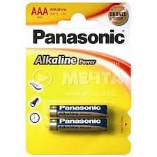 <b>Батарейка PANASONIC</b> LR03 APB/2BP Alkaline тип <b>AAA</b>
