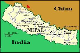 Resultado de imagen de NEPAL MAPA