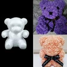 1pcs Hot Sale Foam Bear Wedding | Party DIY Decorations in 2019 ...