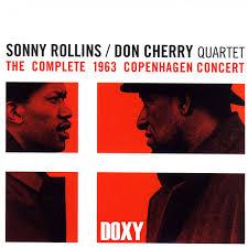 Sonny Rollins: The <b>Complete</b> 1963 Copenhagen Concert (Doxy ...