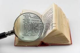 Risultati immagini per dizionario italiano aperto