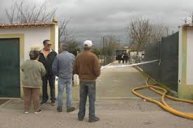 Fogo em lar ilegal de Abrantes provoca sete feridos graves