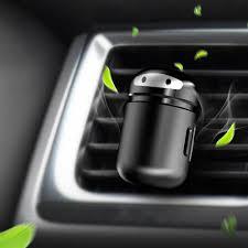 <b>Car Freshener Alloy Mini</b> Robot Vent Clip Perfume Diffuser Decor ...
