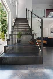 Custom Stair Railing Custom Stairs Chicago Modern Staircase Design Chicago Custom