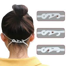 20 Packs <b>Mask</b> Extension Hook <b>Adjustable</b> S Shape <b>Extend</b> Hooks ...