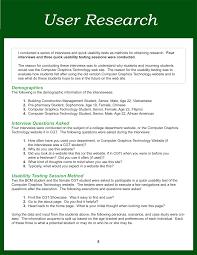 spencer s portfolio cgt website prototype ux research