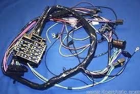 1968 72 pontiac gto lemans dash wiring harness image is loading 1968 72 pontiac gto lemans dash wiring harness