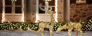 christmas decorations gold outdoor lighting decor  outdoor decorations hero