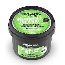 Organic Shop <b>Мыло</b> для душа <b>тонизирующее густое</b> для волос и ...