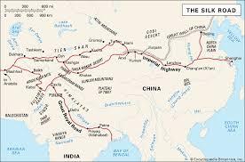 <b>Silk Road</b> | Facts, History, & Map | Britannica